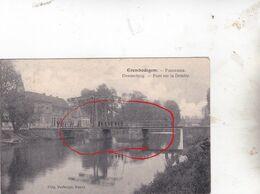 Erembodegem Denderbrug Pont Sur La Dendre - Aalst
