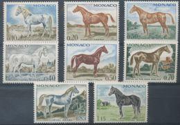 NB - [44892]TB//**/Mnh-c:20e-Monaco 1970, Chevaux De Sang - Caballos