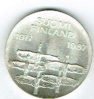 Finlande 10 Markkaa 1967 Suomi. - Finlandia