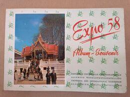 Exposition Universelle Bruxelles 1958 / Expo 58  - Album Souvenir - Obj. 'Remember Of'