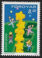 Féroé - Europa CEPT 2000 - Yvert Nr. 364 - Michel Nr. 374  ** - 2000