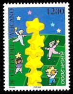Vatican - Europa CEPT 2000 - Yvert Nr. 1196 - Michel Nr. 1345  ** - 2000