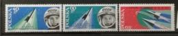 Pologne 1963 / Yvert N°1281-1283 / ** - Neufs
