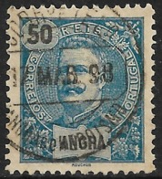 Angra – 1897 King Carlos 50 Réis - Angra
