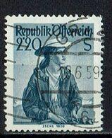 Mi. 978 O - 1945-60 Usados
