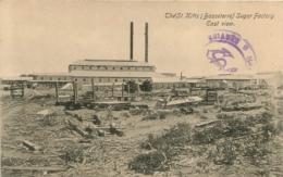 SAINT KITTS  BASSETERRE SUGAR FACTORY  1916 - Saint Kitts En Nevis