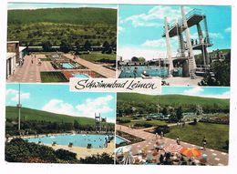 D-11242    LEIMEN : Schwimmbad ( Schwimmbad, Swimmingpool, Piscine ) - Leimen