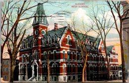 New York Albany High School 1910 - Albany