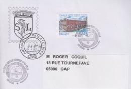 Enveloppe   Oblitération  1er  Jour    FRANCE     Palais  De  Justice   De   DOUAI    2014 - 2010-....