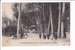 231 - NOGENT-LE-ROTROU - Les Promenades Et Le Kiosque - Nogent Le Rotrou