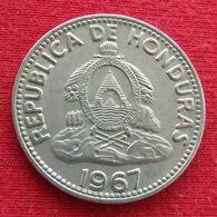 Honduras 10 Centavos 1967 KM# 76.2 - Honduras