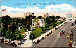 California Long Beach Lincoln Park And Civic Center - Long Beach