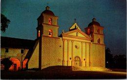 California Santa Barbara Mission Santa Barbara Founded 1786 - Santa Barbara