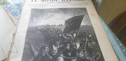 MONDE 86/BELGIQUE EMEUTES JUMET VERRERIES BAUDOUX /ROUX /MARIEMONT CARLEROI - 1900 - 1949