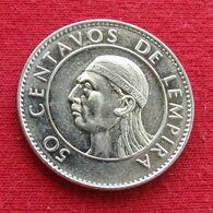 Honduras 50 Centavos 1994 KM# 84a.1 - Honduras