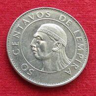 Honduras 50 Centavos 1991 KM# 84a.1 - Honduras