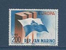 Saint Marin 1963 Yvert 604 ** Europa 1963 - 1963