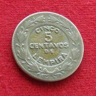 Honduras 5 Centavos 1956 KM# 72.1 - Honduras