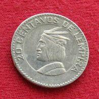 Honduras 20 Centavos 1967 KM# 79 - Honduras