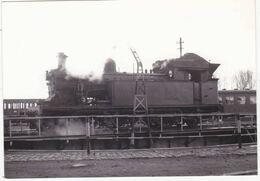 43836 -  Dendermonde  Train  Photo  1963 -   12,5  X  9 - Dendermonde