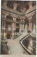 XW 3468 Paris - L'Escalier De L'Operà / Non Viaggiata - Francia