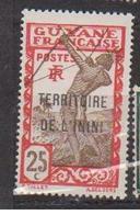 ININI   N°  YVERT  :   8       NEUF AVEC  CHARNIERES      ( Ch  3 / 07 ) - Unused Stamps