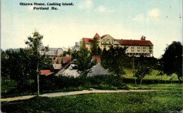 Maine Portland Cushing Island Ottawa House - Portland