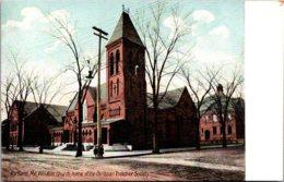 Maine Portland Williston Church Home Of The Christian Endeavor Society - Portland