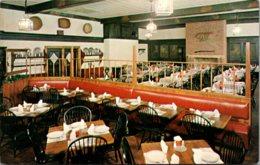 Maine Portland Eastland Motor Inn Tavern In The Town Restaurant 1964 - Portland
