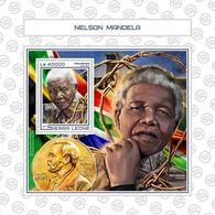 Sierra Leone 2017  Nelson Mandela - Sierra Leone (1961-...)