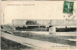 31ksi 702 CPA - THOUARRE - LE PONT SUR LA LOIRE - Francia