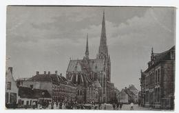 Breda - Houtmarkt OLV Hemelvaartkerk (of OLV Maria) - Breda