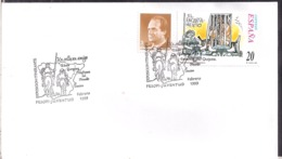 España - 1999 - Matasello Especial - Escenas De Don Quijote - Expo. Un Sello Un Amigo - A1RR2 - 1991-00 Gebraucht