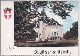 SAINT-PIERRE-DE-RUMILLY- CHATEAU DE COHENDIER- CIM 6 - Otros Municipios