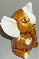 Antik Elephant Sammler Elefant, Elefant  Porcelain Elephant ?  Ceramic Elephant - Altri