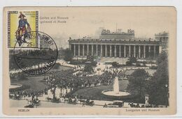 Berlin Maximumkarte Postillon-Frankatur - [5] Berlijn