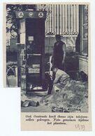 Orig. Knipsel Coupure Tijdschrift Magazine - Oostende - Plaatsing Telefooncellen - 1939 - Non Classés