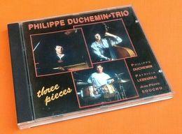 (Jazz)  Philippe Duchemin Trio   Three Pièces   (1994) - Jazz