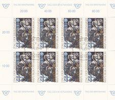 Österreich, Kleinbogen Nr. 2097, Gest. K 6389) - Blocks & Sheetlets & Panes