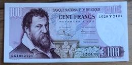 100 Francs Lombard 1970 UNC!! Moeilijke Datum!! Zeldzaam In Deze Kwaliteit!! 2121 - 100 Franchi