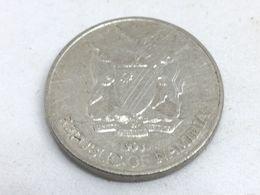 Moneda 1993. 5 Céntimos. Namibia. KM 1. MBC - Namibia