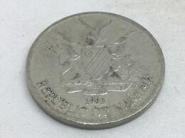 Moneda 1993. 10 Céntimos. Namibia. KM 2. MBC - Namibië