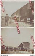 Au Plus Rapide Photo Archive Médecin Militaire Période 1914 1918 Train Croix Rouge Beau Format - Guerre, Militaire