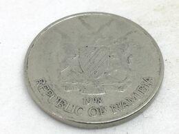 Moneda 1998. 10 Céntimos. Namibia. KM 2. MBC - Namibia