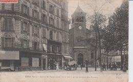 PARIS - 2294 - Eglise St Ferdinant  ( XVIIArr ) Prise Avenue Des Ternes - Iglesias