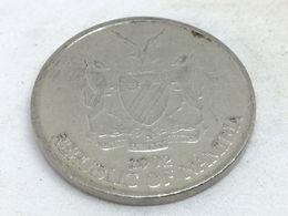 Moneda 2002. 10 Céntimos. Namibia. KM 2. MBC - Namibia