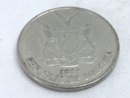 Moneda 2002. 10 Céntimos. Namibia. KM 2. MBC - Namibië