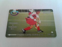 Tinidad - Nice Phonecard 179CTTA - Trinité & Tobago