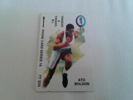 Tinidad - Nice Phonecard 179CTTB - Trinité & Tobago