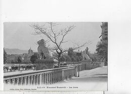 CPA GENEVE (Suisse)  Monument Brunswick. Les Lions, Calèches...D513 - GE Geneva